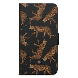 Bjornberry Plånboksfodral iPhone 11 Pro - Cheetah