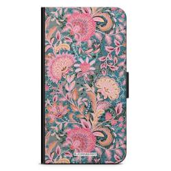 Bjornberry Plånboksfodral iPhone 11 Pro - Fantasy Flowers