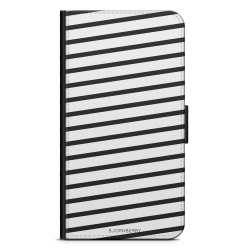 Bjornberry Plånboksfodral iPhone 11 Pro - Randigt