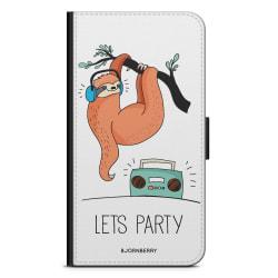 Bjornberry Plånboksfodral iPhone 4/4s - LET'S PARTY