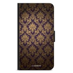 Bjornberry Plånboksfodral iPhone XR - Damask