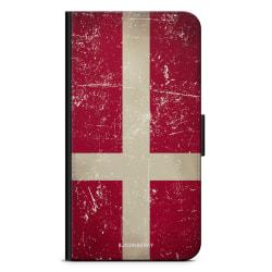 Bjornberry Plånboksfodral iPhone XR - Danmark