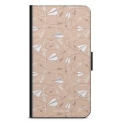 Bjornberry Plånboksfodral iPhone XR - Pappersflygplan
