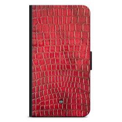 Bjornberry Plånboksfodral iPhone XR - Red Snake