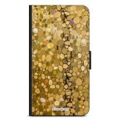 Bjornberry Plånboksfodral iPhone XR - Stained Glass Guld