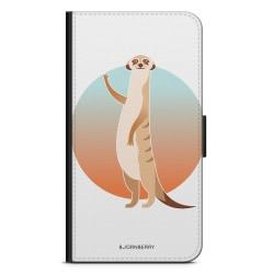 Bjornberry Plånboksfodral iPhone XR - Surikat