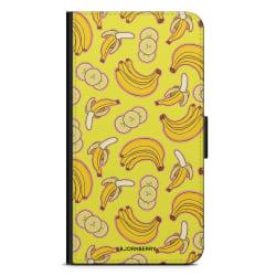 Bjornberry Plånboksfodral LG G5 - Bananer