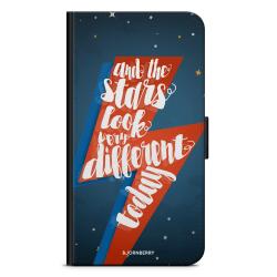 Bjornberry Plånboksfodral LG G5 - Bowie text