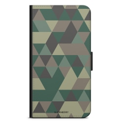 Bjornberry Plånboksfodral LG G6 - Camo Triangle