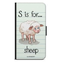 Bjornberry Plånboksfodral LG G6 - S is for Sheep