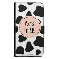 Bjornberry Plånboksfodral LG V30 - Lets Milk