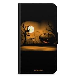 Bjornberry Plånboksfodral Motorola Moto G6 -Halloween