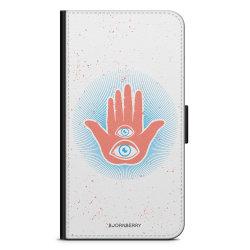Bjornberry Plånboksfodral Motorola Moto G6 -Hand