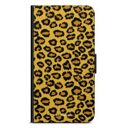 Bjornberry Plånboksfodral Motorola Moto G6 -Leopard