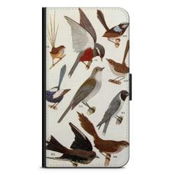 Bjornberry Plånboksfodral Nokia 6.1 - Fåglar