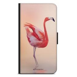 Bjornberry Plånboksfodral Nokia 6.1 - Flamingo