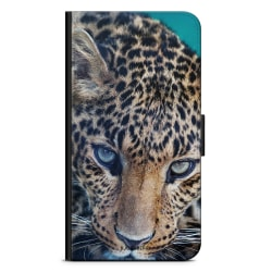 Bjornberry Plånboksfodral Nokia 6.1 - Leopardöga