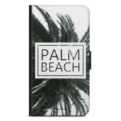 Bjornberry Plånboksfodral Nokia 6.1 - Palm Beach
