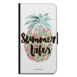 Bjornberry Plånboksfodral Nokia 6.1 - Summer Vibes