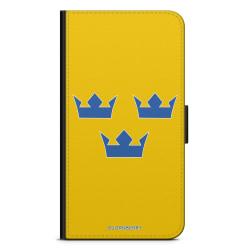 Bjornberry Plånboksfodral OnePlus 5 - Tre Kronor