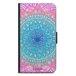Bjornberry Plånboksfodral OnePlus 6 - Pastell Mandala