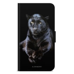 Bjornberry Plånboksfodral OnePlus 6T - Svart Panter