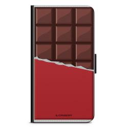 Bjornberry Plånboksfodral OnePlus 7T Pro - Choklad Kaka