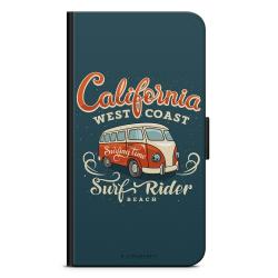 Bjornberry Plånboksfodral Sony Xperia 10 - California Surf