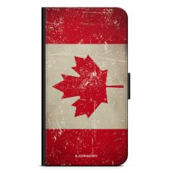 Bjornberry Plånboksfodral Sony Xperia 5 - Kanada