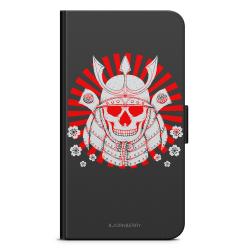 Bjornberry Plånboksfodral Sony Xperia L3 - Samurai Döskalle