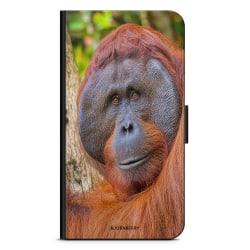 Bjornberry Plånboksfodral Sony Xperia L4 - Orangutan