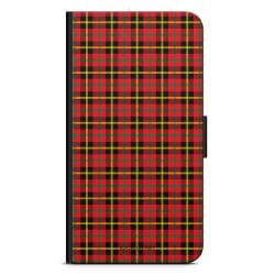 Bjornberry Plånboksfodral Sony Xperia X - Tartan