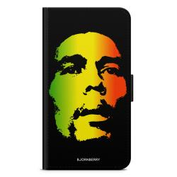 Bjornberry Plånboksfodral Sony Xperia XA - Bob Marley