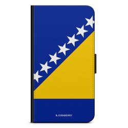 Bjornberry Plånboksfodral Sony Xperia XA - Bosnien