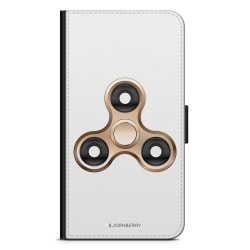 Bjornberry Plånboksfodral Sony Xperia XA - Fidget Spinner