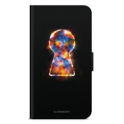 Bjornberry Plånboksfodral Sony Xperia XA - Magiskt Nyckelhål
