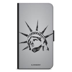 Bjornberry Plånboksfodral Sony Xperia XA - New York