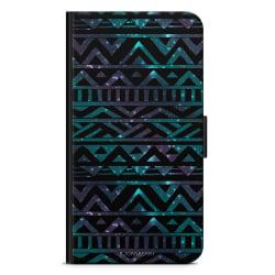 Bjornberry Plånboksfodral Sony Xperia XA - Rymd Aztec