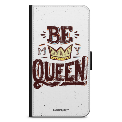 Bjornberry Plånboksfodral Sony Xperia XA2 - Be My Queen