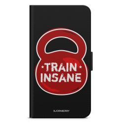 Bjornberry Plånboksfodral Sony Xperia XA2 - Train Insane