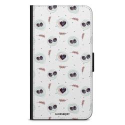 Bjornberry Plånboksfodral Sony Xperia XZ2 - Ägg och Hjärtan