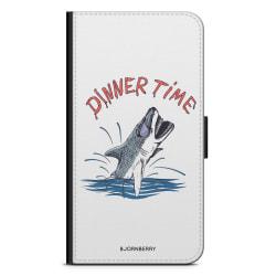 Bjornberry Plånboksfodral Sony Xperia XZ2 - Dinner Time