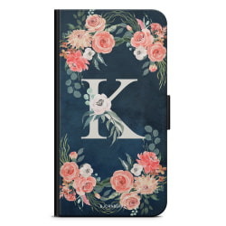 Bjornberry Plånboksfodral Sony Xperia XZ2 - Monogram K