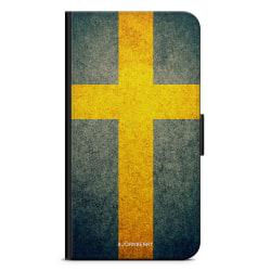 Bjornberry Plånboksfodral Sony Xperia XZ2 - Sverige