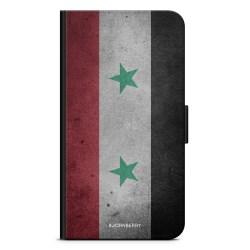 Bjornberry Plånboksfodral Sony Xperia XZ2 - Syrien