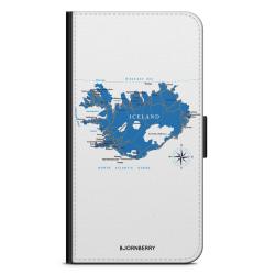 Bjornberry Plånboksfodral Sony Xperia XZ3 - Island