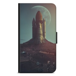 Bjornberry Plånboksfodral Sony Xperia XZ3 - Mission to Mars