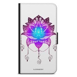 Bjornberry Plånboksfodral Sony Xperia Z3 - Lotus Blomma