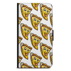 Bjornberry Plånboksfodral Sony Xperia Z3 - Pizzamönster