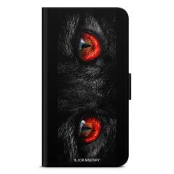 Bjornberry Samsung Galaxy S10 Lite (2020) - Röda Kattögon
